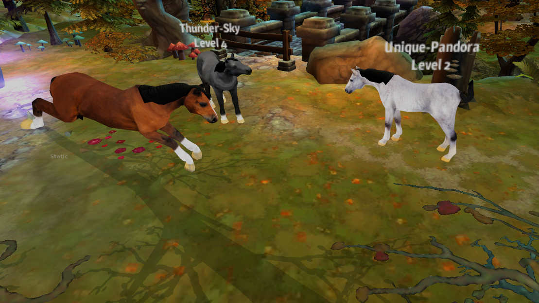 Game Overview Horse Quest Online
